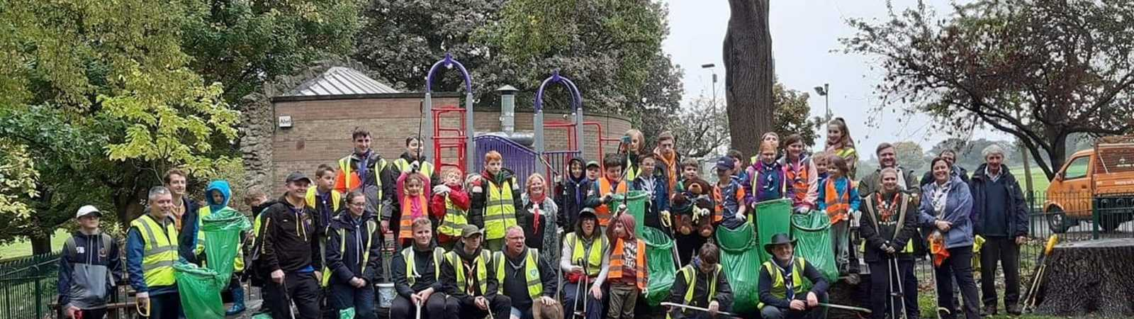 Big Litter Pick 2019!